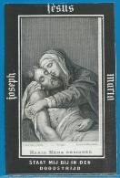 Bidprentje Van E.H. Adrianus Franciscus Verbist - Herenthout - Retie - 1823 - 1874 - Devotion Images