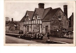 C P A----ANGLETERRE---LOWER STREET,CLEOBURY MORTIMER------voir 2 Scans - Shropshire