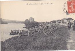 23515  Militaria Ecole Du Pont De Genie De Versailles France -443 Ed ? Correspondance Guerre 1914