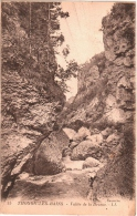 CPA 74 (Hte-Savoie) Thonon-les-Bains - Vallée De La Drance - 2 Scans - Rare Timbre Olympiade 1924 - Thonon-les-Bains