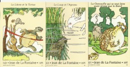 =FR GS*3 1995 Jean De La Fontaine - Ganzsachen