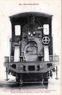 LES LOCOMOTIVESVue De L'Interieur De Pabri D'une Locomotive De Grande Vitesse (Serie 813 à 840), à Double Corps Flaman - Eisenbahnen