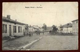 Cpa Du 55 Dugny  Rue Basse ..  Verdun NAT8 - Verdun