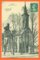 """Dpt  91  Corbeil   """"  Temple Protestant  """" - Corbeil Essonnes"""