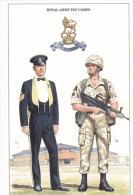 Staff Sergeant & Lance Corporal Royal Army Pay Corps Uniform (U14830) - Uniforms