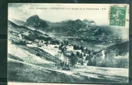 Nj°1732   - Dauphiné - LSeyssinet Et Le Massif De La Chartreuse     Day142 - Autres Communes
