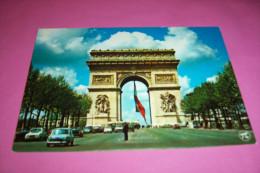 SOUS LE CIEL DE PARIS - Arc De Triomphe