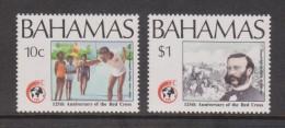 Bahamas 1989 Red Cross Set 2 MNH - Bahamas (1973-...)