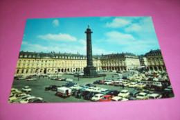 SOUS LE CIEL DE PARIS  LA PLACE VENDOME - Plazas