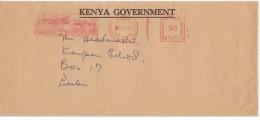 Kenya 1965 - Official Cover - Kenia (1963-...)
