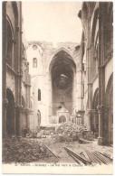 Dépt 51 - REIMS - Saint-Remy (Saint-Remi) - La Nef Vers Le Chœur - (ruines) - Reims