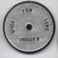 Musique , Disco Fun Sono , Froger B., Barbara Froger ?? - Musique