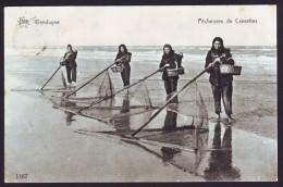 WENDUINE - WENDUYNE - Pêcheuses De Crevettes - Métier - Pêche  // - Wenduine