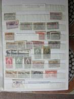 Oubangui Chari Tchad Timbres Ex Colonie Française En Majorité Oblitérés Et Neuf *Lire La Sous-rubrique Ci-dessous