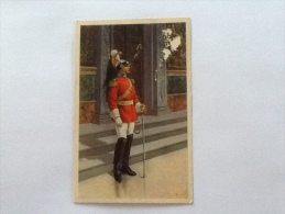 GUARDIA NOBILE VIAGGIATA --10- - Uniformi
