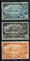 Afrique équatoriale Francaise 3 X  ** Zustand: Gut - A.E.F. (1936-1958)