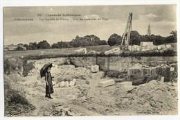 CRAZANNES  - Une Carrière De Pierres. Une Des Industries Du Pays.   Très Rare. - France