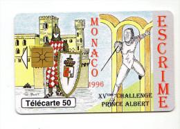 MONACO MF40 ESCRIME 05/96 52 000 Ex - Monace