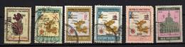 Inde Portugaise 6  Timbres.oblitérés - Inde Portugaise