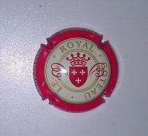 """PLAQUE DE MUSELET """" Le Royal Coteau """" - Champagne"""
