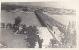 Irak - Mossoul - Carte-Photo - Pont Sur Le Tigre - Iraq