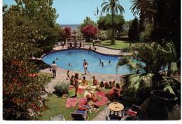 Algeciras (Cadiz) - La Piscina Del Hotel Reina Cristina - Cádiz