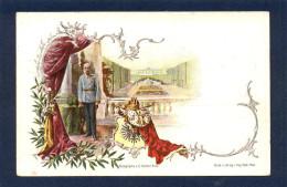 Kaiser Franz Josef-----old Postcard - Case Reali