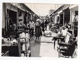 CPSM - PARIS  1981 -  SAINT OUEN -  Les Puces - Marché Paul Bert  - Photo PONTY - Other Photographers