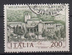 ITALIË - Michel - 1980 - Nr 1700 - Gest/Obl/Us - 1946-.. République