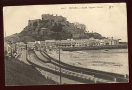 Cpa Jersey  Mont Orgueil Castle   NAT2 - Jersey