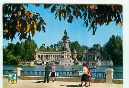 MADRID / PARQUE DEL RETIRO - Madrid