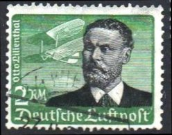 ALLEMAGNE DEUTSCHES III REICH Poste Aérienne  52 YT ( MI 538 ) (o) MNH Otto Lilienthal - Airmail
