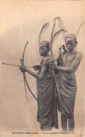¤¤  -   Colonies Africaines  -  Jeunes Guerriers S'exerçant   -  Tir à L´Arc     -  ¤¤ - Postcards