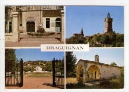 CP 10*15/BA89/DRAGUIGNAN  MULTIVUES - Draguignan