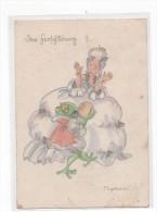 ENGELMANN  -  MÄRCHEN  -  FROSCHKÖNIG  ~ 1940 - Andere Zeichner