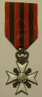 """Belgique Belgium Medal 1876 """""""" """"Civic Decoration """""""" 2nd Class - Belgique"""