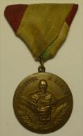 """Hongrie Hungary Ungarn 1943 """""""" Vitéz Gömbös Gyula Emlékérem / Becsülettel A Hazáért """""""" - Médailles & Décorations"""