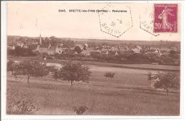 72 - BRETTE Les PINS - Panorama - Autres Communes