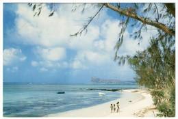MAURITIUS/ILE MAURICE - PLAGE DU NORD DE L'ILE - Mauritius