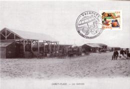Carte  Maximum  1er  Jour   VACANCES      CANET   En  ROUSSILLON   2003 - Vacances & Tourisme