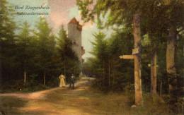 CP D'ALLEMAGNE EHEMALIGE DT GEBIETE SCHLESIEN ( SILESIE ) BAD ZIEGENHALS - Schlesien
