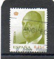 AÑO 2010 ESPAÑA Nº 4538  EDIFIL  USADO 1103 SIMILAR - 2001-10 Usados