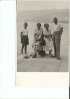 FREE TERRITORY OF TRIEST TRIESTE FAMILIA FAMILY  1949   OHL - Postkaarten