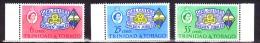 Trinidad & Tobago, 1964, SG 308 - 310, Complete Set, MNH - Trinidad En Tobago (1962-...)