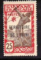 Inini Scott    9 Mint Very Light Hinge VF  CV .55 - Inini (1932-1947)