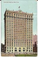 332. Whitehall Building, NY City View Postcard - New York City