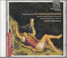 Cd  Mahler Des Knaben Wunderhorn  Philippe Herreweghe - Klassik