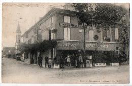 82 - ALBIAS . HÔTEL ET CAFÉ DU COMMERCE - Réf. N°1041 - - Albias