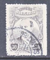 MEXIICO  616   (o)  GREY BROWN - Mexico