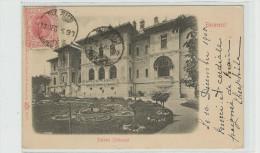 CPA ROUMANIE - BUCURESCI - Palatul Cotroceni - TB Vue De L'Edifice - Jolie Oblitération - Romania